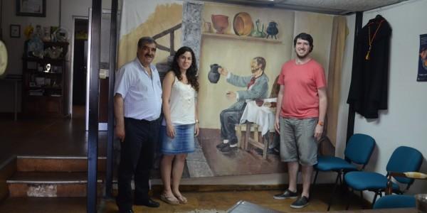 Amigos da Argentina de visita a Viseu