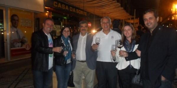 Amigos da Casa de Viseu no Rio de Janeiro de visita à Beira Alta