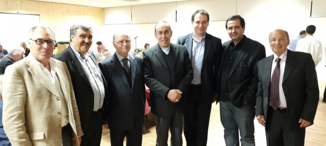 Conferência sobre família marca visita de Bispo a Viseu