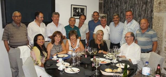 Jantar com os representantes da Confraria em diversos Países