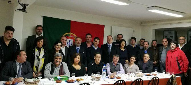 Reunião magna na Casa do Académico de Viseu em Genebra