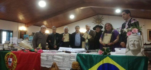Caravana Cultural brasileira visitou a região e homenageou personalidades locais
