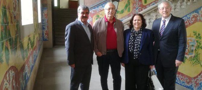 Vereadora da Prefeitura do Rio de Janeiro esteve de visita à região