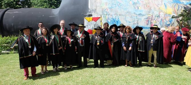 Confraria dos Vinhos de Portugal de Bruxelas realizou primeiro capítulo em Portugal