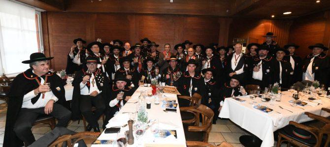Confraria de Saberes e Sabores de Portugal em Zurique entronizou onze novos confrades