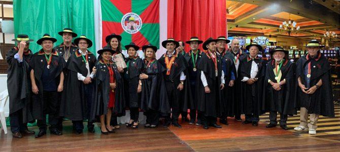 Confraria dos Sabores Luso Amazónicos 'Grão Vasco' entronizou novos Confrades