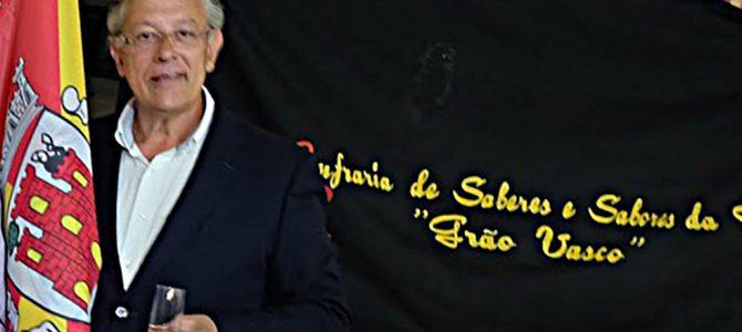 Faleceu o Presidente da Câmara Municipal de Viseu e Comendador da nossa Confraria