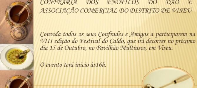 VIII FESTIVAL DO CALDO