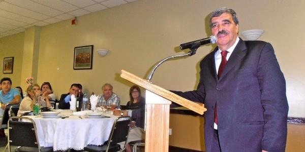 Delegação da Confraria esteve no Canadá