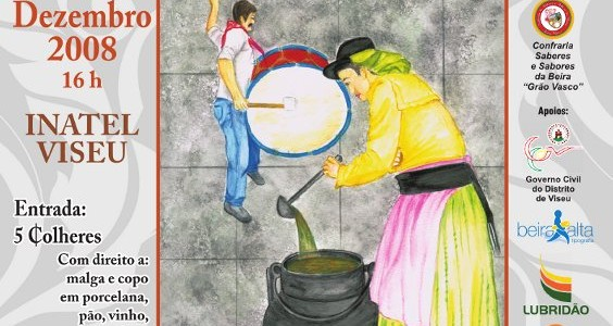 FESTA DA SOPA – VI FESTIVAL DO CALDO