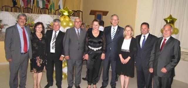 Sessão Solene do 50.º Aniversário da Casa do Distrito de Viseu, no Rio de Janeiro