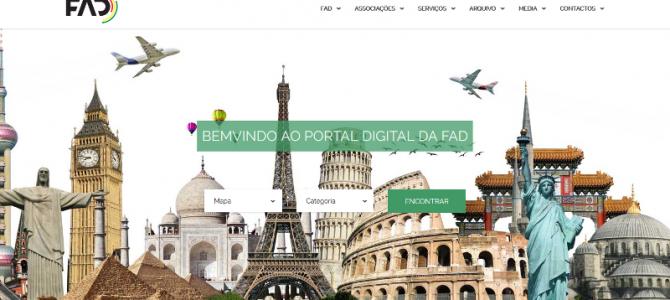Lançamento público da Plataforma Digital da FAD – www.fadiaspora.com