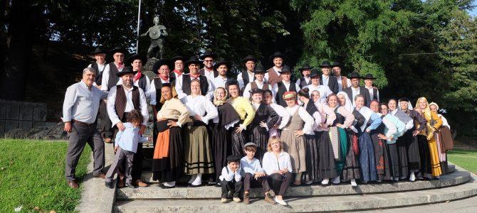 Digressão do Rancho Folclórico da Casa do Distrito de Viseu do Rio de Janeiro