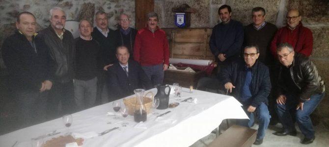 Visita de Confrades da Casa do Distrito de Viseu no Rio Janeiro, de Toronto, Curitiba, Arouca Barra Clube e da Confraria da Suiça Francófona