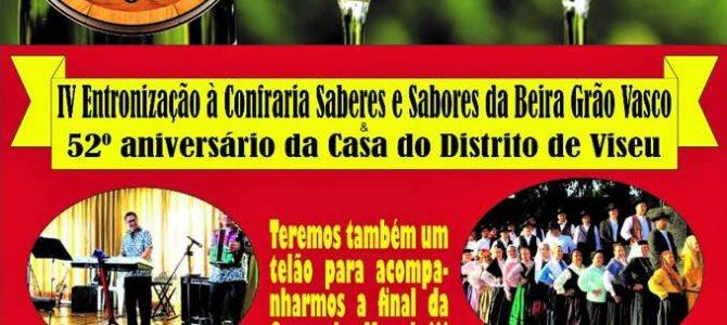 IV Entronização da Confraria no Rio de Janeiro