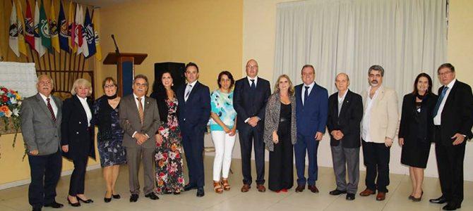 Presidente da Câmara de Sernancelhe foi o convidado no 53º aniversário da Casa do Distrito de Viseu do Rio de Janeiro