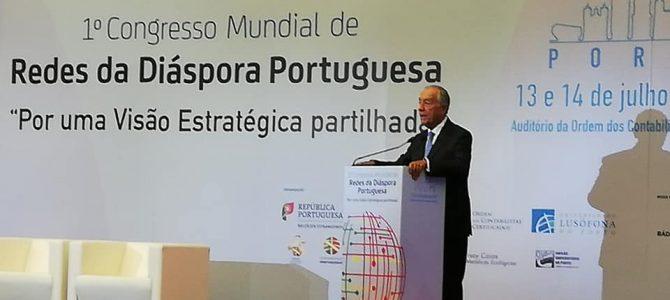 Primeiro Congresso Mundial das Redes da Diáspora decorreu no Porto